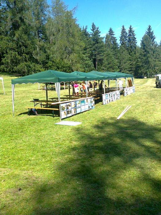 tavoli animal 20130212 1157878745 - FESTA DELLE ASSOCIAZIONI - LOC. 7 LARICI - COREDO (TN) - 31.07.2011