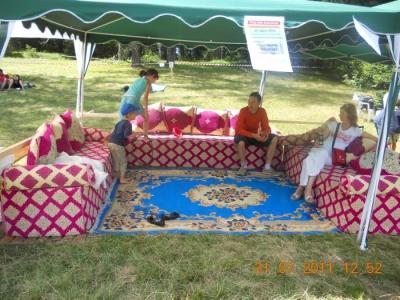 tavoli animal 20130212 1673549080 960x300 - FESTA DELLE ASSOCIAZIONI - LOC. 7 LARICI - COREDO (TN) - 31.07.2011