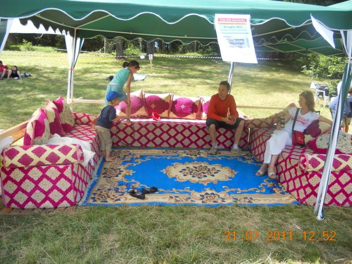 tavoli animal 20130212 1673549080 - FESTA DELLE ASSOCIAZIONI - LOC. 7 LARICI - COREDO (TN) - 31.07.2011