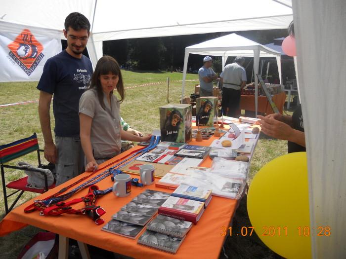 tavoli animal 20130212 2035205337 - FESTA DELLE ASSOCIAZIONI - LOC. 7 LARICI - COREDO (TN) - 31.07.2011