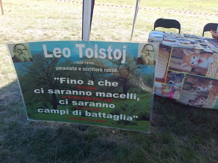 tavoli animal 20130212 2039890970 - FESTA DELLE ASSOCIAZIONI - LOC. 7 LARICI - COREDO (TN) - 31.07.2011