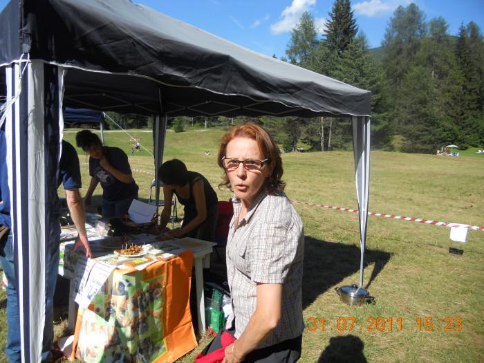 tavoli animalisti 20110802 1494846211 - FESTA DELLE ASSOCIAZIONI - LOC. 7 LARICI - COREDO (TN) - 31.07.2011