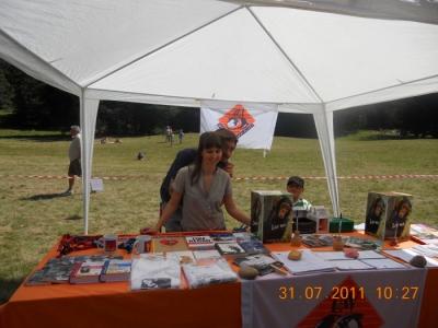 tavoli animalisti 20110802 1649450621 960x300 - FESTA DELLE ASSOCIAZIONI - LOC. 7 LARICI - COREDO (TN) - 31.07.2011