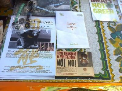 tavoli animalisti 20110805 1470204253 960x300 - FESTA DELLE ASSOCIAZIONI - LOC. 7 LARICI - COREDO (TN) - 31.07.2011