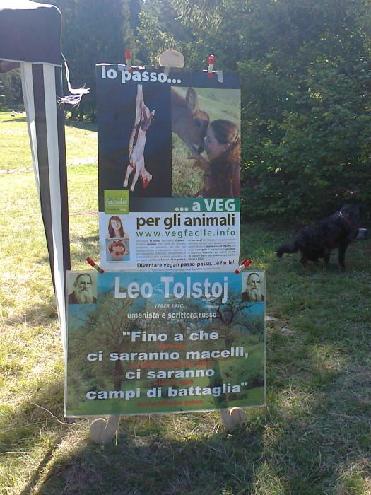 tavoli animalisti 20110805 2066286816 - FESTA DELLE ASSOCIAZIONI - LOC. 7 LARICI - COREDO (TN) - 31.07.2011