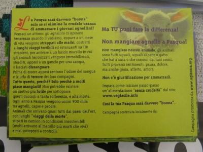 tavolo info massacro pasquale 20110419 1588538801 960x300 - 16 aprile 2011 - TAVOLO INFORMATIVO SU MASSACRO AGNELLI E CAPRETTI PERIODO PASQUALE