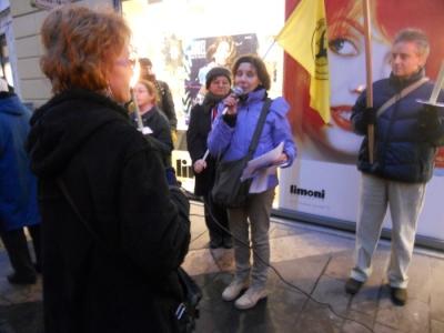trento 03 dicembre fiaccolata 20111203 2076433947 960x300 - 03 dicembre 2011 Trento fiaccolata per denunciare lo sterminio degli animali nel periodo natalizio (e non solo!)