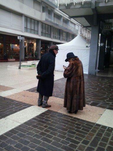 trento dicembre 2012 20130101 1901943735 - Campagna contro le pellicce - Trento dicembre 2012 - 2012-