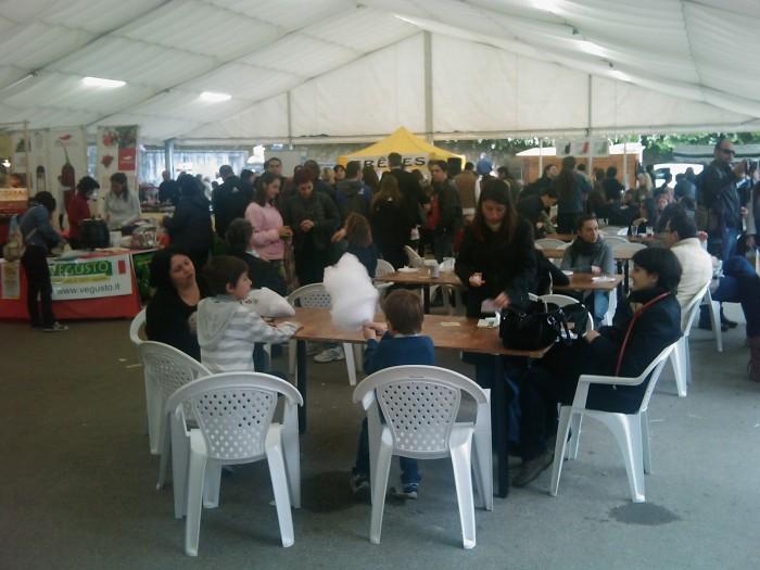 vegan fest 2011   camaiore 20110427 1602515944 - VEGAN FEST 2011- 22/25 APRILE - CAMARIORE
