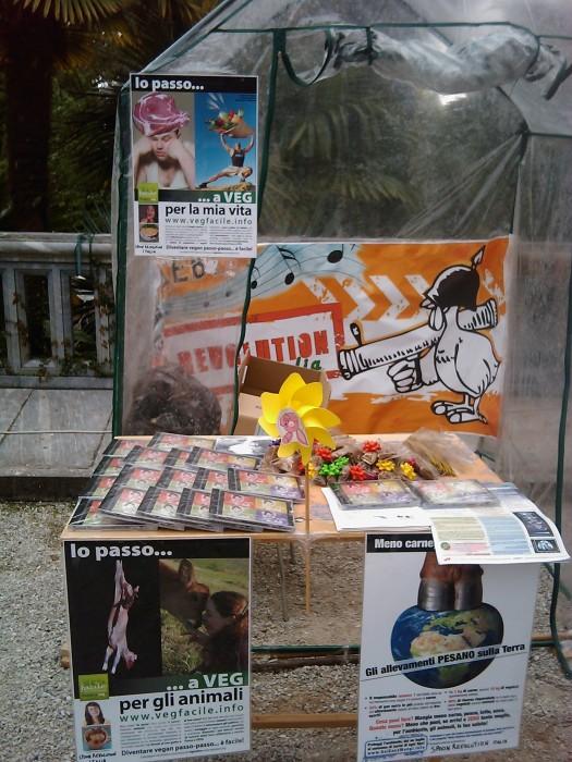 vegan fest 2011   camaiore 20110427 1633072694 - VEGAN FEST 2011- 22/25 APRILE - CAMARIORE