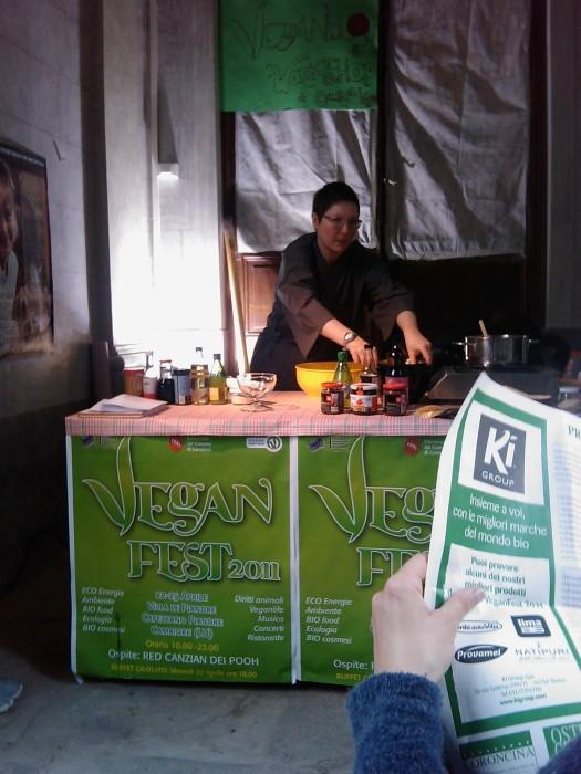 vegan fest 2011   camaiore 20110427 1999705034 - VEGAN FEST 2011- 22/25 APRILE - CAMARIORE