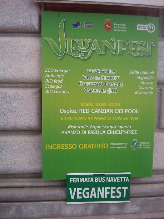 vegan fest 2011   camaiore 20110427 2082153742 - VEGAN FEST 2011- 22/25 APRILE - CAMARIORE