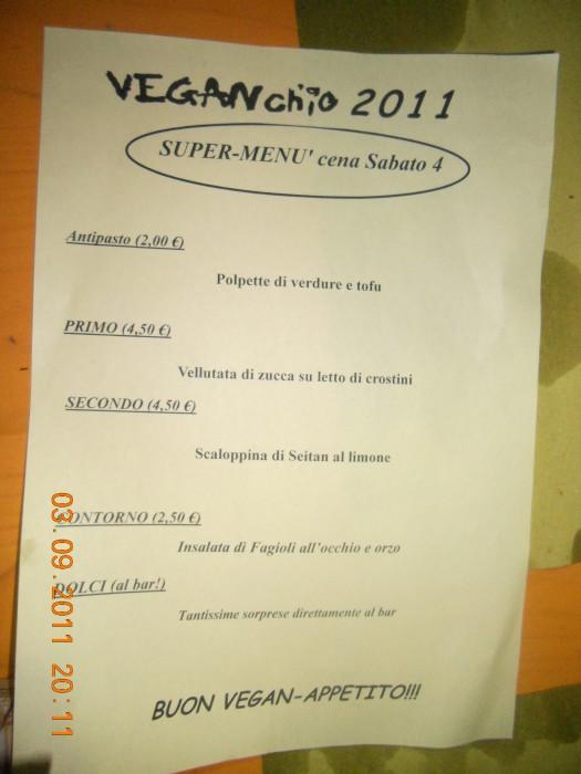 veganchio2 20110905 1497327373 - VEGANCH'IO 2011 - 2011-
