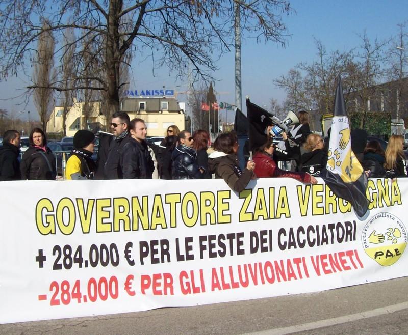 vicenza presidio hunting  20130212 1534522586 - Vicenza Presidio Hunting Show (19 Febbraio) - 2011-