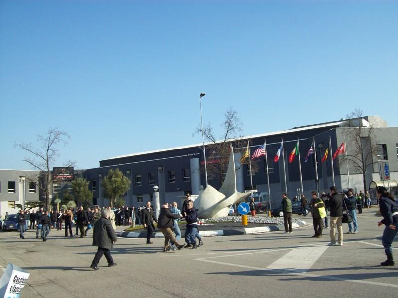 vicenza presidio hunting  20130212 1662401843 - Vicenza Presidio Hunting Show (19 Febbraio)