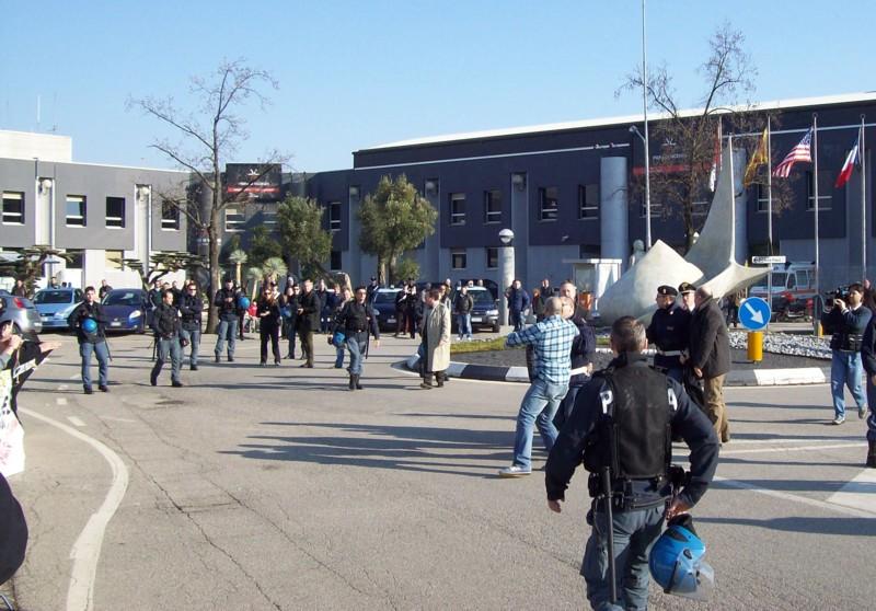 vicenza presidio hunting show 20110221 1215642035 - Vicenza Presidio Hunting Show (19 Febbraio)