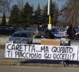 vicenza presidio hunting show 20110221 1958994680 960x300 - Vicenza Presidio Hunting Show (19 Febbraio)