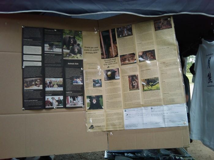 villaggio vegano 20110523 1832029813 - TAVOLO ANIMALS ASIA - Giavera del Montello (TV) - 22 maggio - 2011-