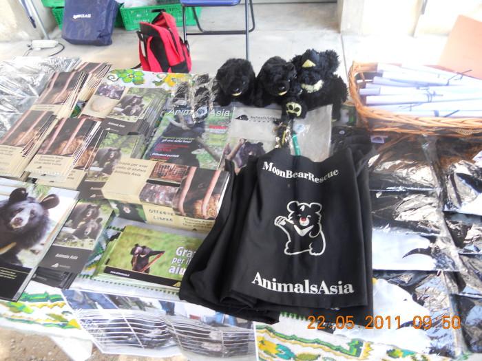 villaggio vegano 20110524 1815002671 - TAVOLO ANIMALS ASIA - Giavera del Montello (TV) - 22 maggio - 2011-