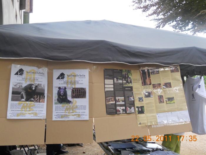 villaggio vegano 20110524 1820789748 - TAVOLO ANIMALS ASIA - Giavera del Montello (TV) - 22 maggio - 2011-