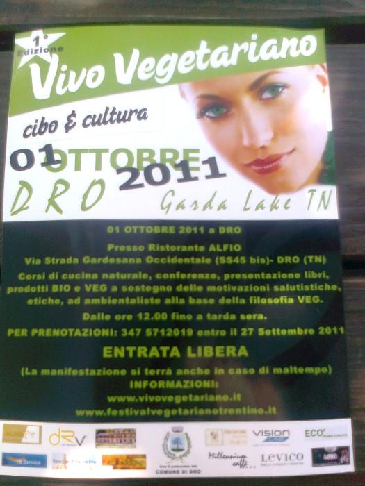 vivovegetariano dr 20130212 2062847146 - Vivo Vegetariano Dro (TN)