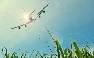 aircraft 465723 640 400x250 1 - Il primo volo civile con biocarburanti lo fa Lufthansa - ricette-vegane-dal-web-
