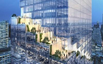 manhattan1 400x250 1 - Una torre con giardini ad ogni piano sorgerà a Manhattan