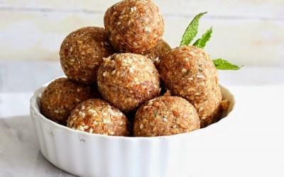 mojito balls1201 400x250 1 - Polpettine vegane crude al mojito: ricetta - ricette-vegane-dal-web-