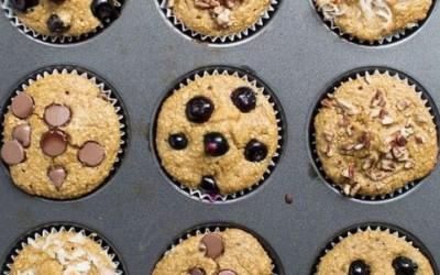 muffin per tutti gusti 1 e1457024305315 400x250 1 - Ricetta dei muffin allo yogurt - ricette-vegane-dal-web-