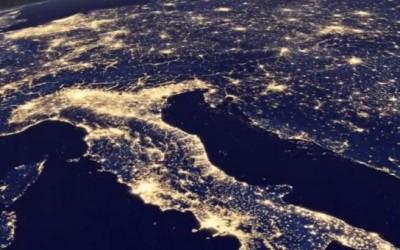 inquinamento luminoso italia 400x250 1 - Inquinamento luminoso: problema ancora poco conosciuto in Italia - ricette-vegane-dal-web-