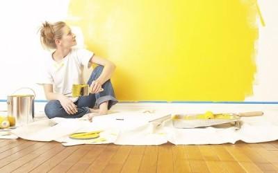 pittura fai da te e1301486923418 400x250 - Pitture naturali per la casa fai da te