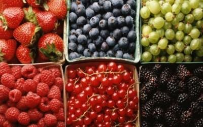 frutti rossi e1342560854995 400x250 1 - Dieta dei colori: frutta e verdura curano a seconda dei colori