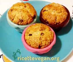 ricettevegan.org muffin di farro con banana 250x212 1 - Muffin di Farro con Banana e Cioccolato