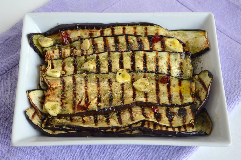 melanzane grigliate 1 - Melanzane grigliate