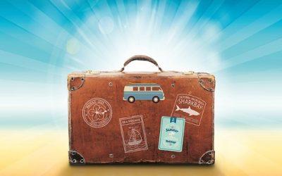 luggage 1149289 640 400x250 1 - Le regole per viaggiare sicuri - ricette-vegane-dal-web-