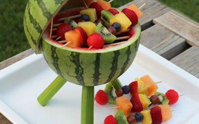 spiedini di frutta1 400x250 1 - Spiedini di frutta: 6 ricette da provare