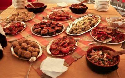 aperivegan e1470588673927 400x250 1 - Apericena vegetariana: 3 ricette sfiziose