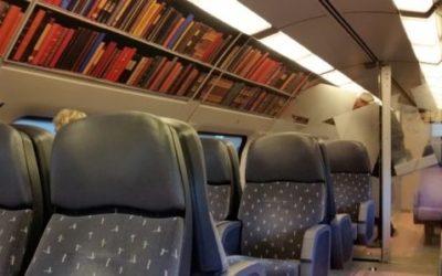 treni biblioteche min e1467631299818 400x250 1 - Treni-biblioteche in Olanda