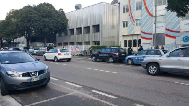 20161015 160616 672x378 640x480 - Fronte animalista Bolzano - Manifestazione Porte aperte 10 anni della casa della zootecnia