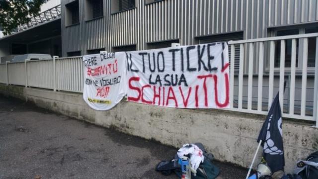 20161015 160833 672x378 640x480 - Fronte animalista Bolzano - Manifestazione Porte aperte 10 anni della casa della zootecnia
