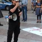 IMG 20170730 WA0024 150x150 - Presidio organizzato dal Fronte Animalista per l'aggressione all'Orso a Trento - immagini, 2017-