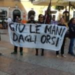 IMG 20170730 WA0025 150x150 - Presidio organizzato dal Fronte Animalista per l'aggressione all'Orso a Trento - immagini, 2017-