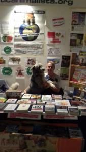 IMG 20171023 WA0054 169x300 - Etica Animalista a 'Fa la cosa giusta 2017'