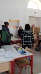 IMG 20180226 WA0018 169x300 - 20.02.2018 - Incontro con alcuni ragazzi del liceo Da Vinci di Trento per parlare delle motivazioni del veganismo - 2018-