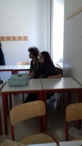 IMG 20180226 WA0019 169x300 - 20.02.2018 - Incontro con alcuni ragazzi del liceo Da Vinci di Trento per parlare delle motivazioni del veganismo - 2018-