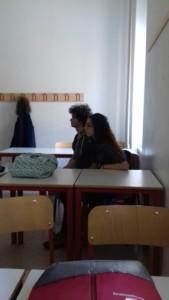 IMG 20180226 WA0020 169x300 - 20.02.2018 - Incontro con alcuni ragazzi del liceo Da Vinci di Trento per parlare delle motivazioni del veganismo - 2018-