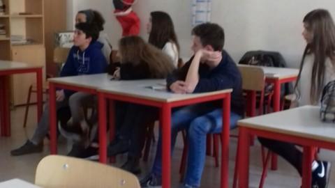 IMG 20180226 WA0021 480x270 - 20.02.2018 - Incontro con alcuni ragazzi del liceo Da Vinci di Trento per parlare delle motivazioni del veganismo - 2018-