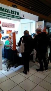 P 20181028 115943 169x300 - Tavolo informativo di Etica Animalista alla fiera annuale Fa la cosa giusta - 26-27-28 ottobre 2018 - Trento - 2018-